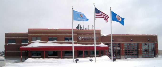 Shakopee Mdewakanton Sioux Community Fire Station